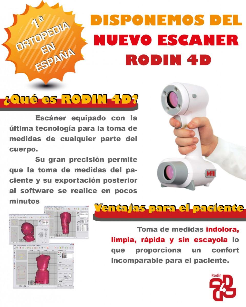 Escaner 4d en Alicante