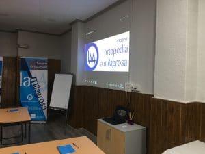 Aula Ortopedias en Alicante