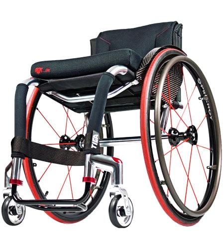 sillas de ruedas ligeras